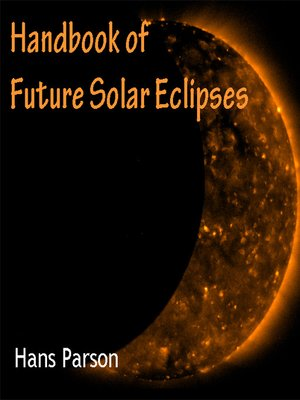 cover image of Handbook of Future Solar Eclipses