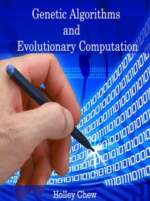 cover image of Genetic Algorithms and Evolutionary Computation