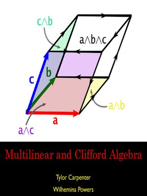 cover image of Multilinear and Clifford Algebra