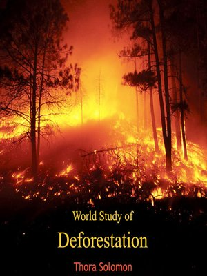 cover image of World Study of Deforestation