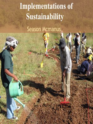 cover image of Implementations of Sustainability