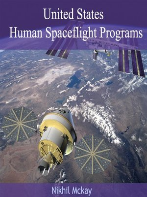 cover image of United States Human Spaceflight Programs