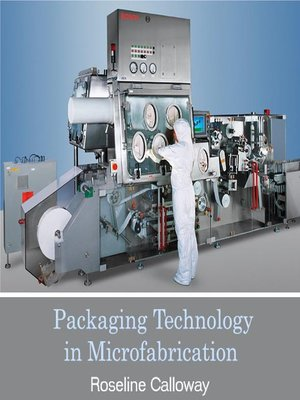 cover image of Packaging Technology in Microfabrication
