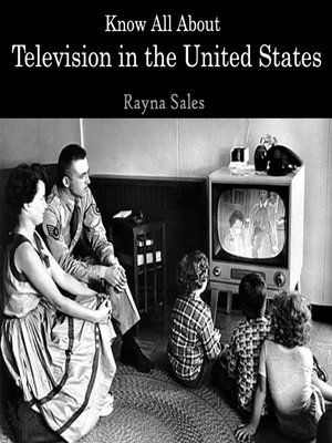 cover image of Know All About Television in the United States