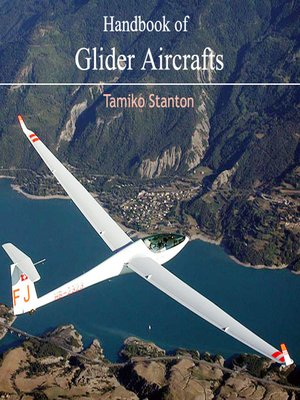 cover image of Handbook of Glider Aircrafts