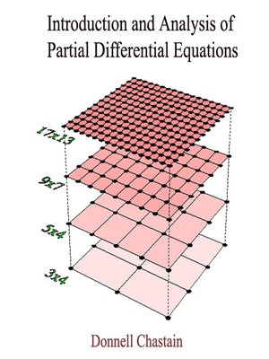 cover image of Introduction and Analysis of Partial Differential Equation