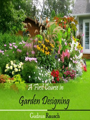 cover image of A First Course in Garden Designing