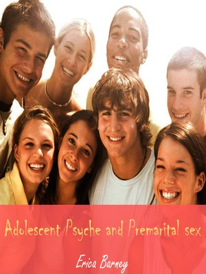 cover image of Adolescent Psyche and Premarital sex