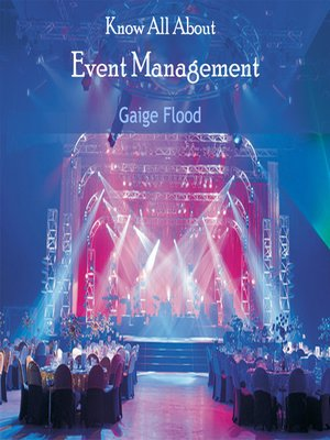 cover image of Know All About Event Management