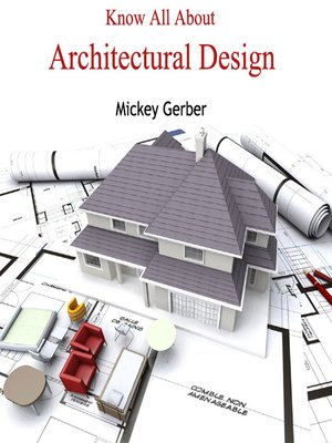 cover image of Know All About Architectural Design