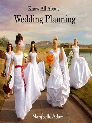 cover image of Know All About Wedding Planning