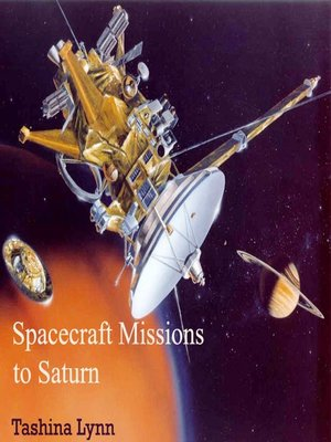 cover image of Spacecraft Missions to Saturn