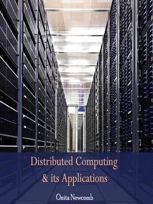 cover image of Distributed Computing & Its Applications