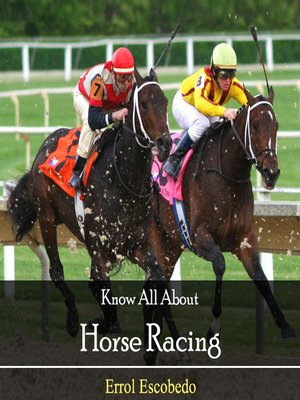 cover image of Know All About Horse Racing