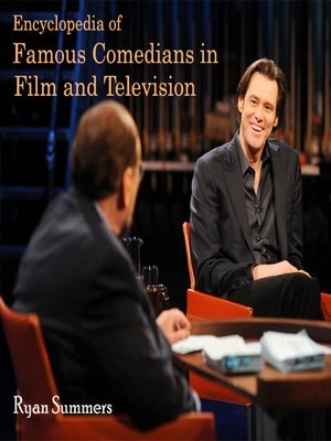 cover image of Encyclopedia of Famous Comedians in Film and Television