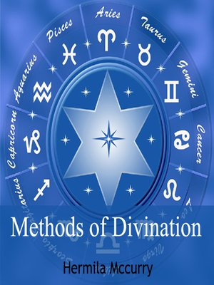 cover image of Methods of Divination