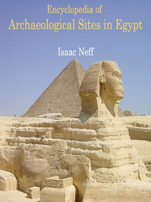 cover image of Encyclopedia of Archaeological Sites in Egypt