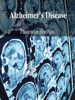 cover image of Alzheimer's Disease