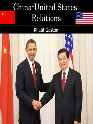 cover image of China-United States Relations