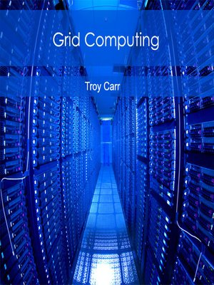 cover image of Grid Computing