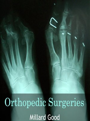 cover image of Orthopedic Surgeries