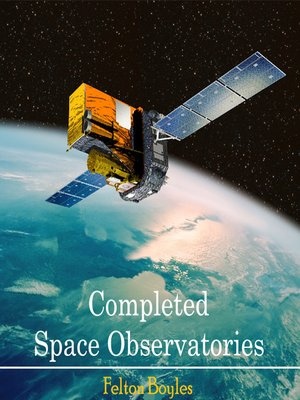cover image of Completed Space Observatories