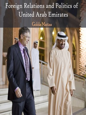 cover image of Foreign Relations and Politics of United Arab Emirates