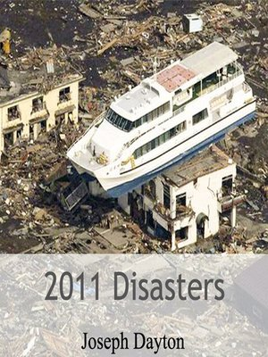 cover image of 2011 Disasters