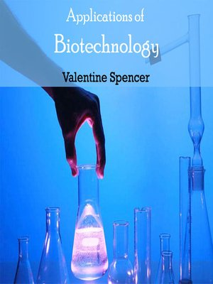cover image of Applications of Biotechnology