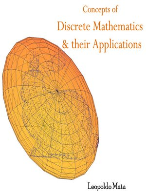 cover image of Concepts of Discrete Mathematics & Their Applications