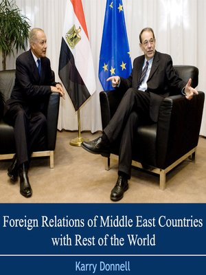 cover image of Foreign Relations of Middle East Countries with Rest of the World