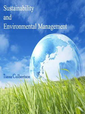cover image of Sustainability and Environmental Management