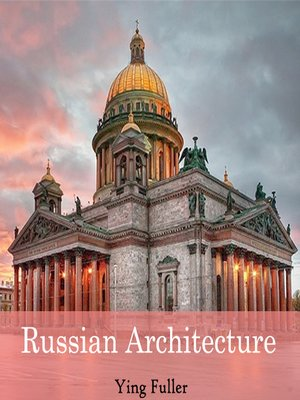 cover image of Russian Architecture