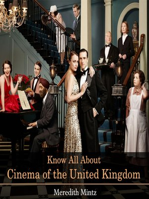 cover image of Know All About Cinema of the United Kingdom