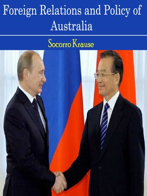 cover image of Foreign Relations and Policy of Australia
