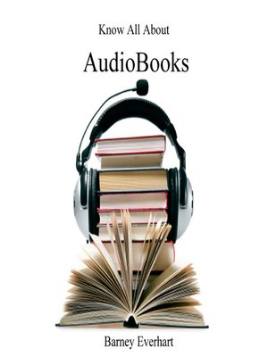 cover image of Know All About Audiobooks