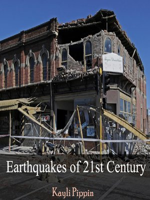 cover image of Earthquakes of 21st Century