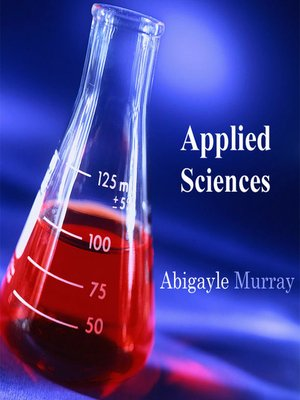 cover image of Applied Sciences