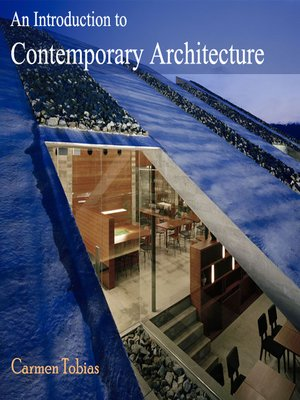 cover image of An Introduction to Contemporary Architecture