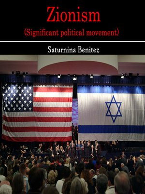 cover image of Zionism