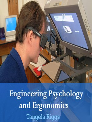 cover image of Engineering Psychology and Ergonomics