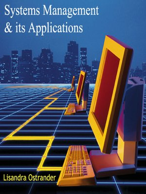 cover image of Systems Management and its Applications