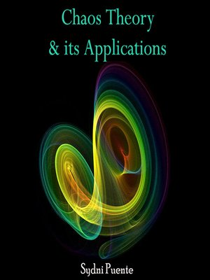 cover image of Chaos Theory & Its Applications