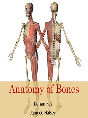 cover image of Anatomy of Bones