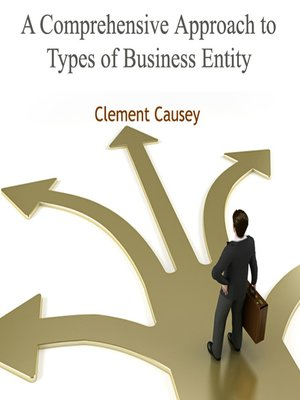 cover image of A Comprehensive Approach to Types of Business Entity