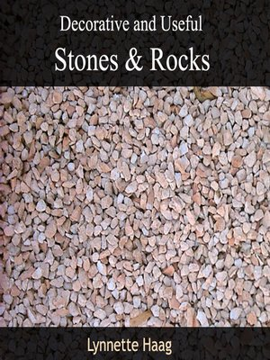 cover image of Decorative and Useful Stones and Rocks