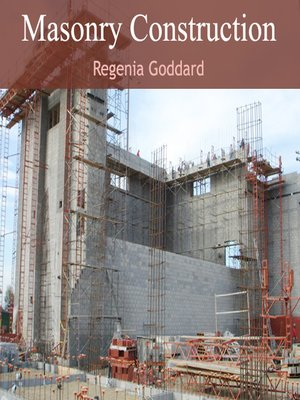 cover image of Masonry Construction