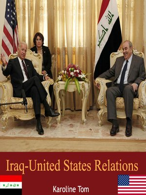 cover image of Iraq-United States Relations