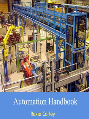 cover image of Automation Handbook