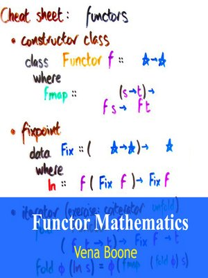 cover image of Functor Mathematics